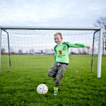 Fodbold for børn i Ulsted