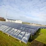Ulsted solceller på elværk